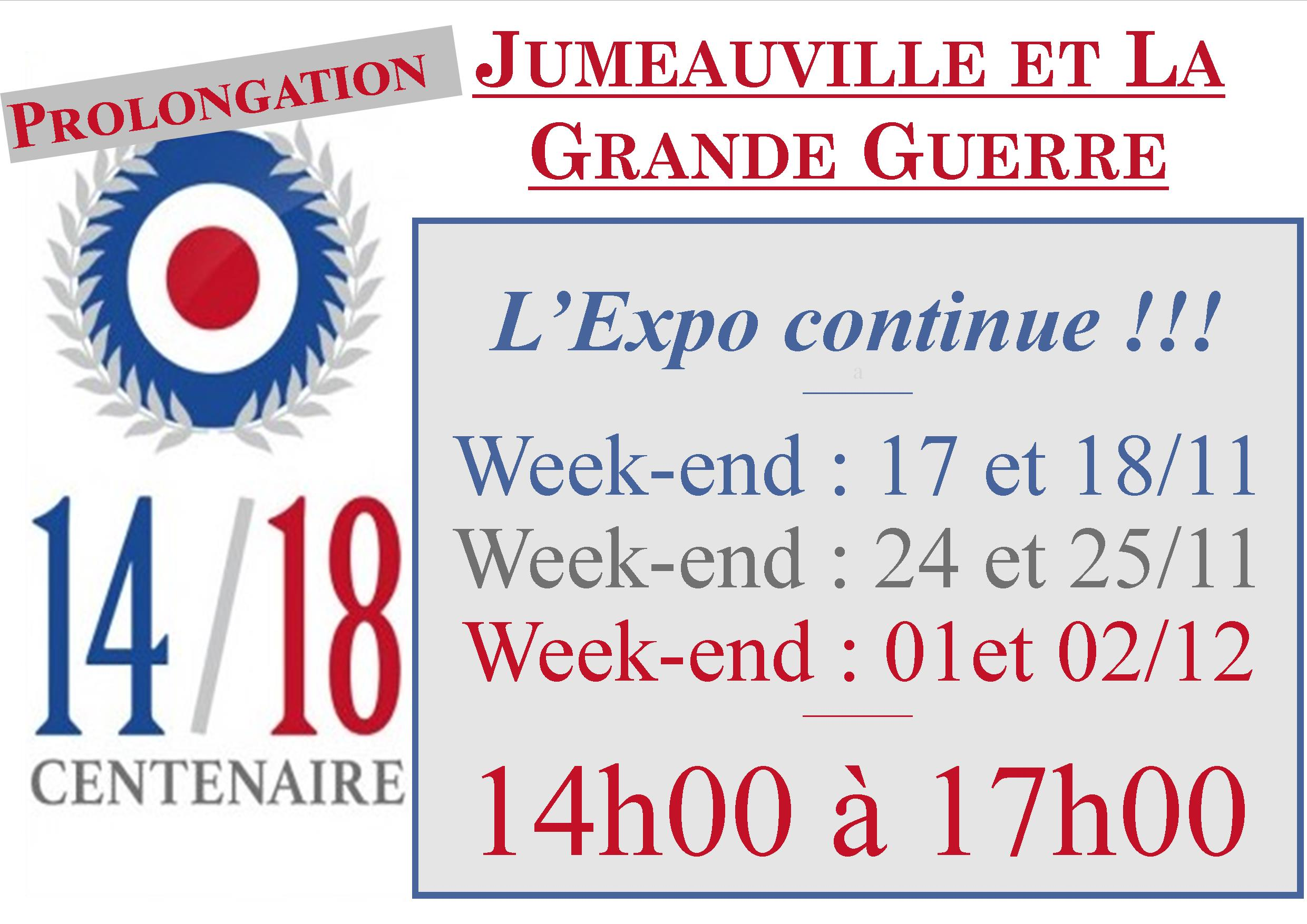Exposition guerre 14-18