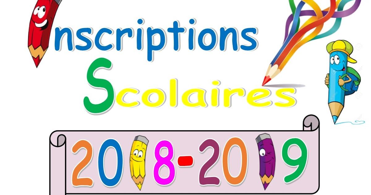 Inscription école